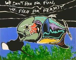 <em>We Don't Fish For Fun</em>